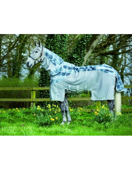 Horseware Amigo 3 in 1 Vamoose Fly Rug with Front Disc Closure Side