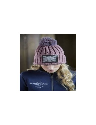 7dc41ac8a13 Team HH Knitted Hat pINK