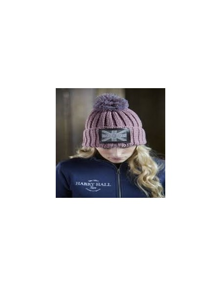Team HH Knitted Hat pINK