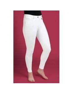 "ClearanceCaldene Ladies Mortham Stretch Cotton Breeches30/"" Beige RRP £ 60"
