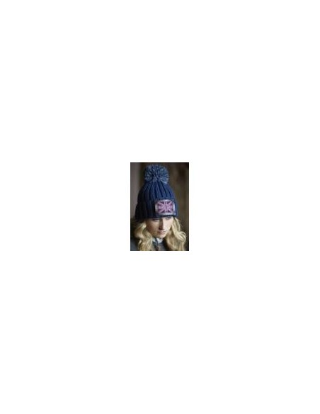 Team HH Knitted Hat BLUE