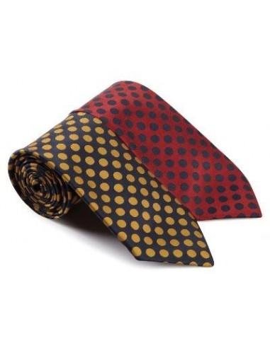 Caldene large Spot Tie