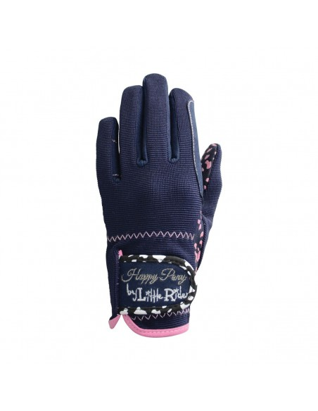 Molly Moo Childrens Riding Gloves Front