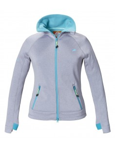 Harry Hall Larkfield Womens Softshell Back