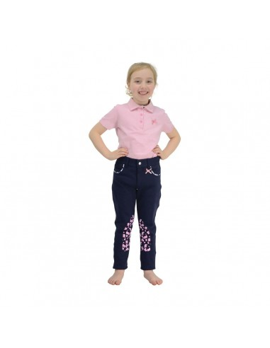 Molly MOO pOLOSHIRT by Little Rider FRONT