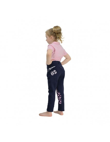 MOLLY MOO POLO SHIRT BY LITTLE RIDER BACK