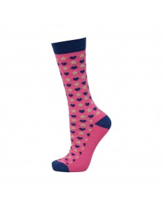Riding Star Socks by Little Rider heart & Stars
