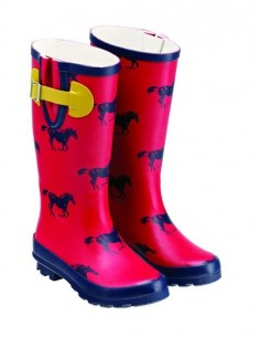 Tottie Ladies  Wharfedale Wellington Boots