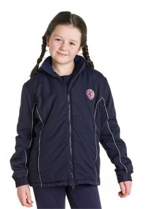 Harry Hall Childs Airton Padded Waterproof Jacket