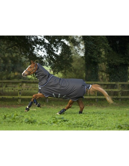 Horseware Amigo Bravo 12 Plus Turnout Rug Disc Closure