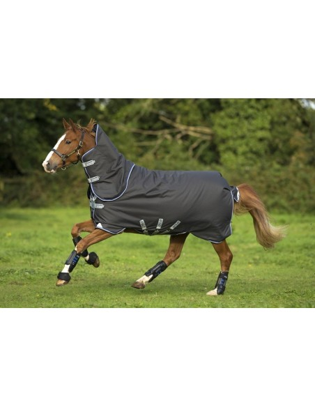 Horseware Amigo Bravo 12 Plus Turnout Rug Disc Closure 1