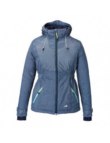 Harry Hall Marlow Womens Padded Waterproof Jacket front
