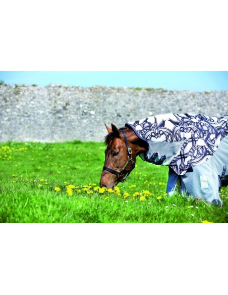 Horseware Amigo 3 in 1 Vamoose Fly Rug with Front Disc Closure