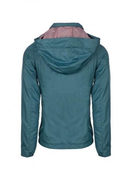 Horseware Ladies Nessa RIding Jacket blue back
