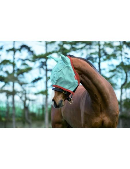 Horseware Amigo  Fly Mask  aqua