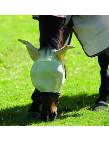 Horseware Amigo Flymask oatmeal