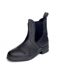 HyFOOTWEAR Childs Wax Leather Jodhpur Boot