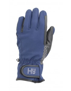 Hy5 Water Repellent Softshell Riding  Gloves