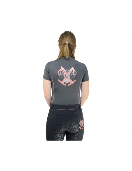 HyFASHION Eliza Sports Shirt back