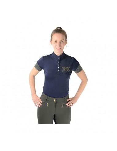 HyFASHION Edinburgh Ladies Sports Shirt 2