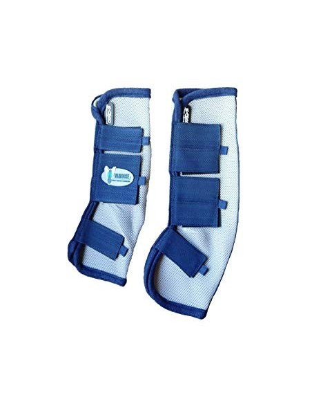 Horseware Rambo FlyBoots navy
