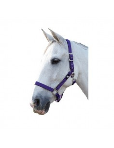 Hy Soft Touch Adjustable Head Collar
