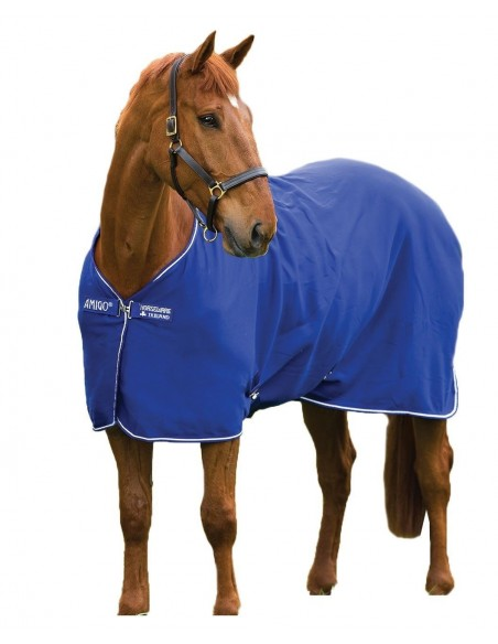 Horseware Amigo Jersey Cooler (Horse) Excalibur and Green