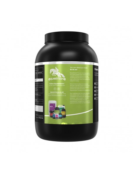 Equestrizone Vitamin E & Selenium back