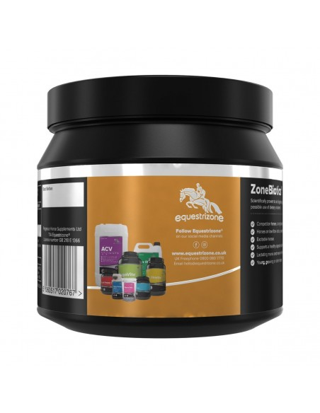 Equestrizone ZoneBiotics back