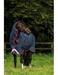 Horseware Amigo Bravo 12 Plus Mediumweight Turnout Rug