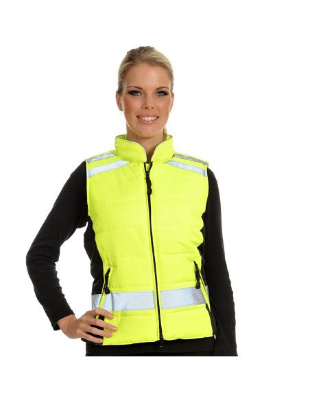 EQUISAFETY POLITE QUILTED GILET