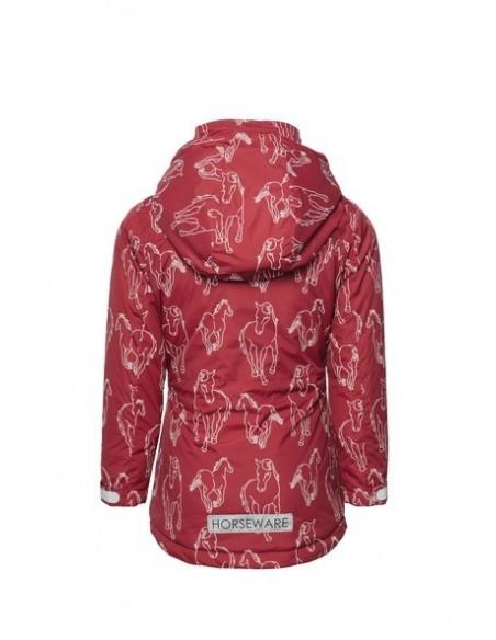 Horseware Kids Horseprint Jacket