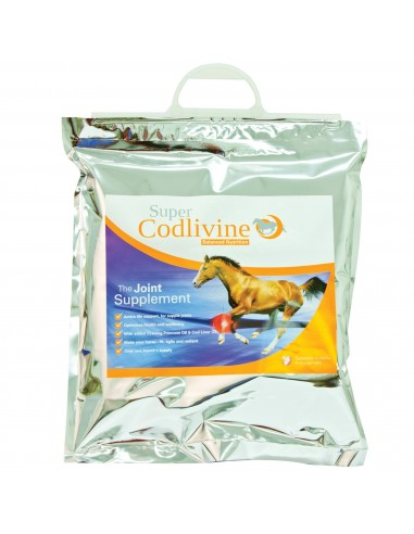 Super Codlivine The Complete Supplement  Carry Pack2.5kg