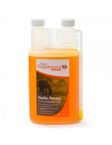 Super Supplement Garlic, Parsley and Linseed oil 1 litre