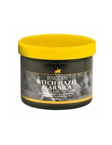 Lincoln Witch Hazel and Arnica Gel 400g