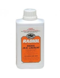 Radiol M-R Muscle Embrocation 500ml