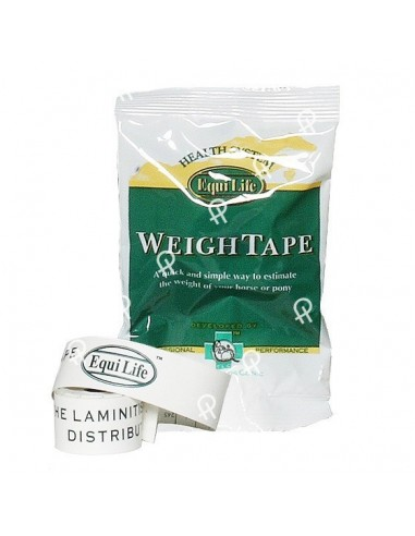 Equi Life Weigh Tape