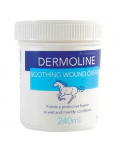 Dermoline Soothing Wound Cream - 240g