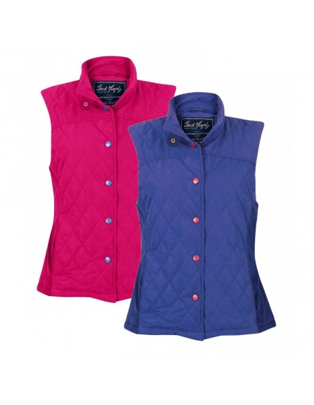 Jack Murphy Shauna Quilted Gilet