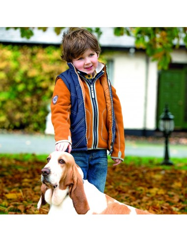 Horseware Reversible Kids Gilet (CEHECH)