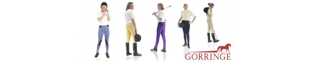 Gorringe Jodhpurs, Breeches & Riding Jackets