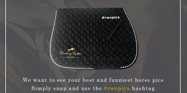 Snap and Hash Tag #rwopics to Win